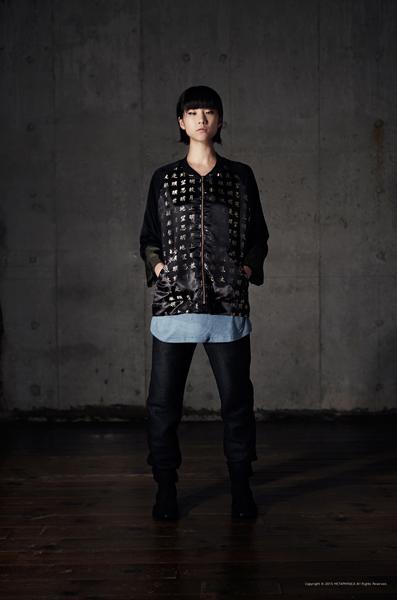 Kanji Blouson/METAPHYSICA C&S/Elephant Pants